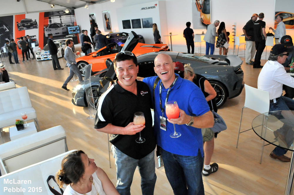 McLaren Booth Pebble 2015