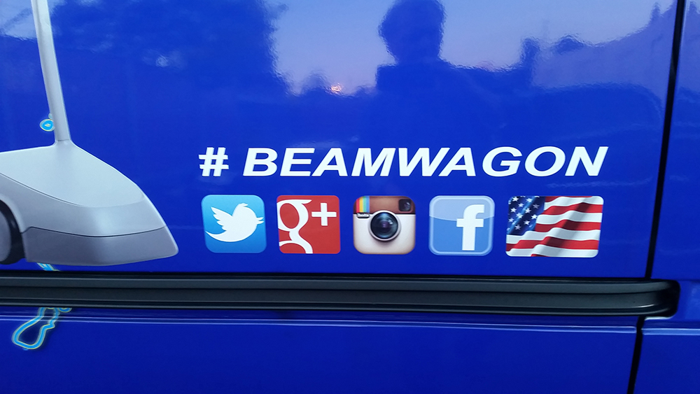 beam wagon #