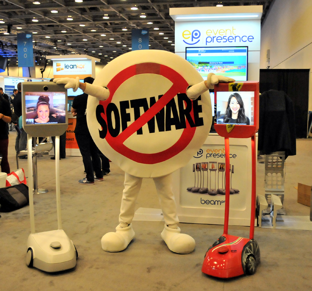 No software